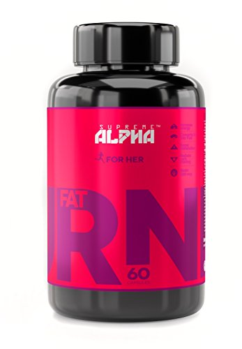 SUPREME ALPHA: Fat Burner for Women –Thermogenic Weight Loss Supplement, Appetite Suppressant, Boost Metabolism, Increase Energy – 60 count